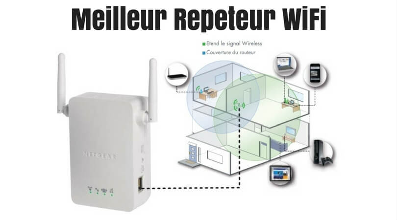 R p teur wifi repeteur wifi repeteur wifi amplificateur for Amplificateur wifi exterieur