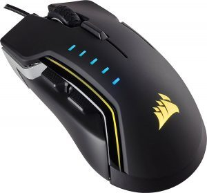 Corsair Gaming Glaive – RGB Optical Mouse
