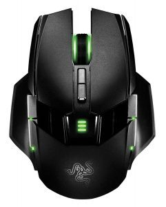 Razer Ouroboros – Gaming Mouse – Black