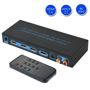 FiveHome HDMI Switch 3×1