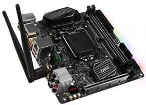 MSI Z270I Gaming Pro Carbon AC Motherboard