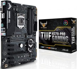 ASU-H370-PR Intel Socket LGA1151 Motherboard For gaming
