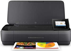 Imprimante portable tout-en-un HP OfficeJet 250