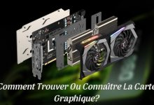How to find or know the graphics card_