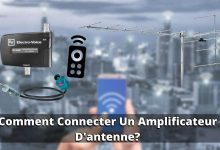 comment connecter un amplificateur d'antenne