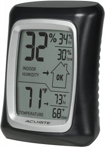 AcuRite 00325 Indoor Thermometer