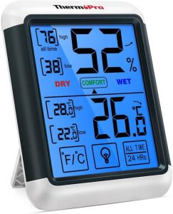 ThermoPro TP-55_ indoor outdoor hygrometer thermometer