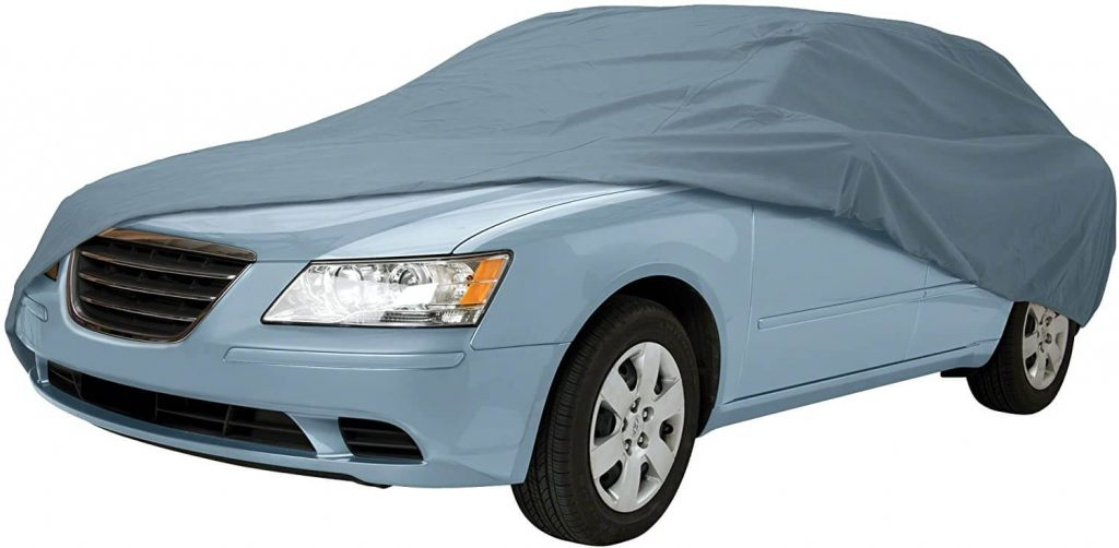 1. Classic Accessories OverDrive PolyPro Car Cover