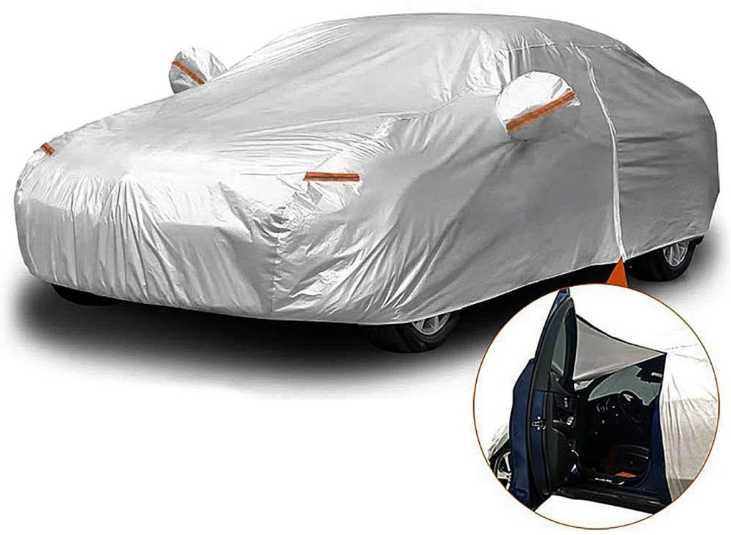 4. GAOAG Car Cover